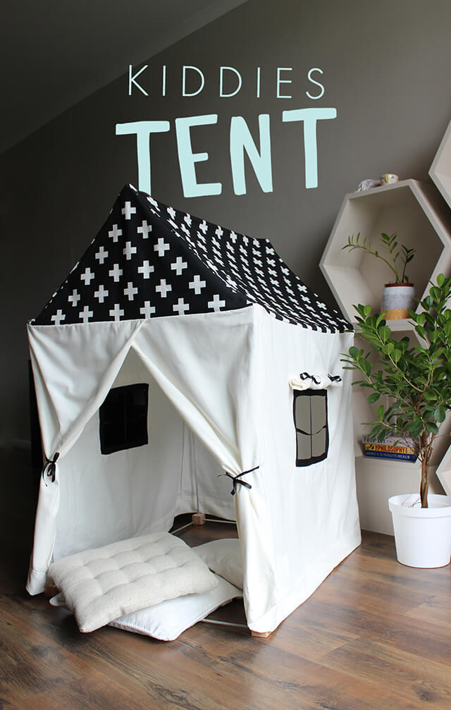 Kiddies Tent Zana