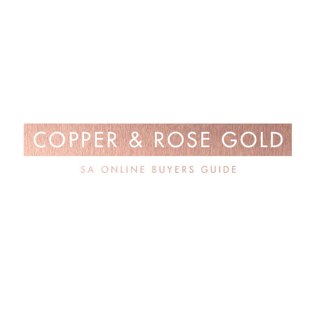 copper-featured