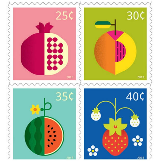 Fruit in design by Zana Products
