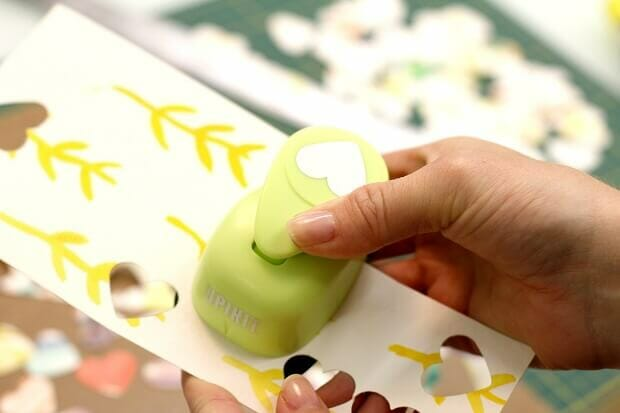 Paint & Punch DIY By Melissa