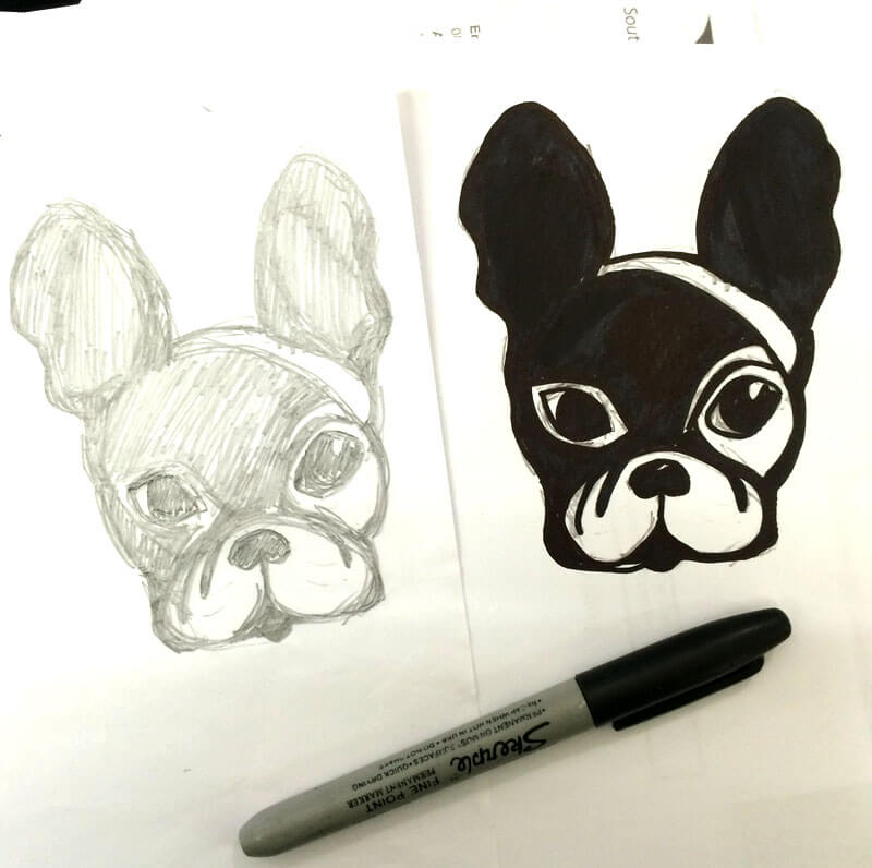 french-bulldog-pattern2
