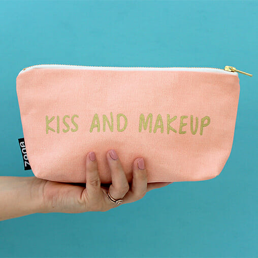 Kiss And Makeup Store: Kiss And Makeup Bag